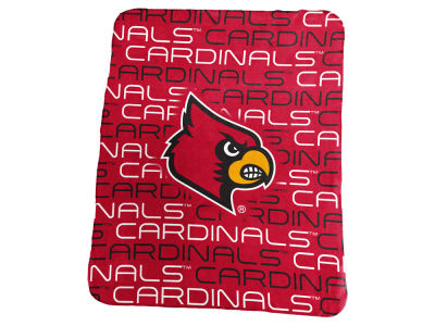 Louisville Cardinals Logo Brands Classic Fleece