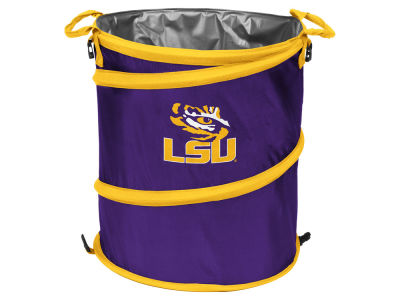 LSU Tigers Logo Brands Collapsible 3-in-1 Cooler V