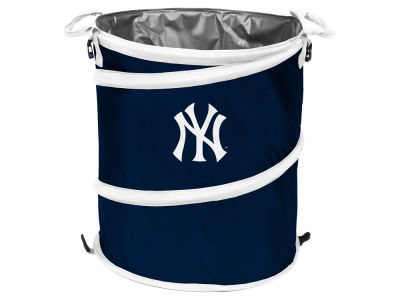 New York Yankees Logo Brands Collapsible 3-in-1 Cooler V
