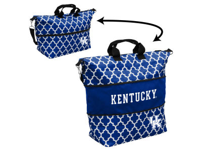 Kentucky Wildcats Logo Brands Expandable Tote