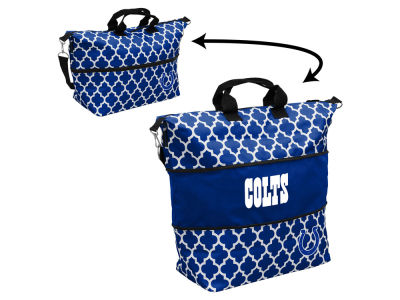 Indianapolis Colts Logo Brands Expandable Tote