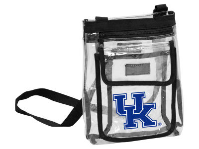 Kentucky Wildcats Logo Brands Gameday Clear Crossbody