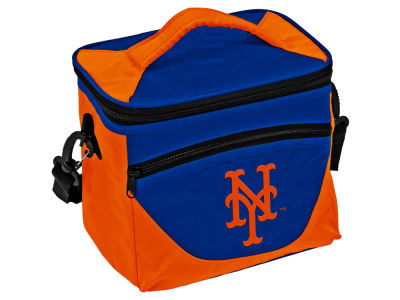 New York Mets Logo Brands Halftime Lunch Cooler