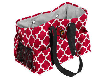Louisville Cardinals Logo Brands Jr Picnic Caddy
