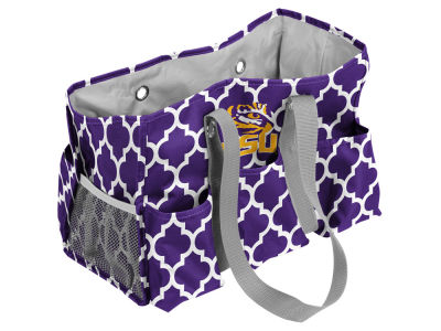 LSU Tigers Logo Brands Jr Picnic Caddy