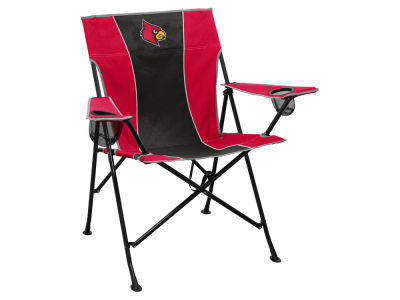 Louisville Cardinals Logo Brands Pregame Chair