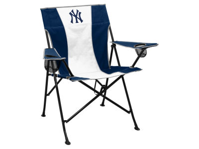 New York Yankees Logo Brands Pregame Chair