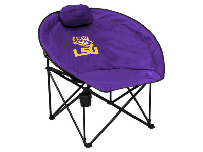 LSU Tigers Logo Brands Squad Chair