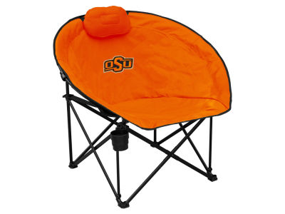 Oklahoma State Cowboys Logo Brands Squad Chair