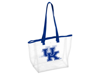 Kentucky Wildcats Logo Brands Stadium Clear Tote
