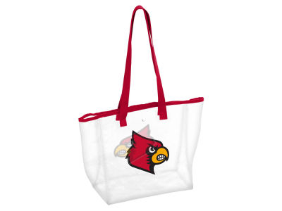 Louisville Cardinals Stadium Clear Tote V
