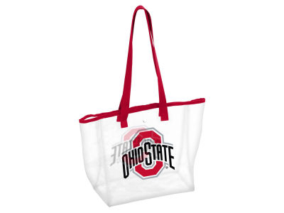 Logo Brands Stadium Clear Tote
