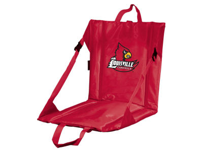 Louisville Cardinals Logo Brands Stadium Seat