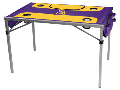 LSU Tigers Logo Brands Total Tailgate Table