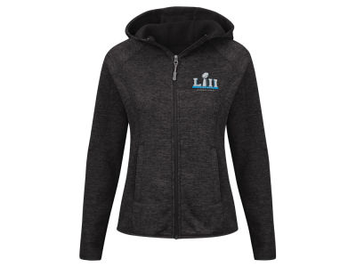 Super Bowl LII G-III Sports NFL Women's LII Kick Off Full Zip Jacket
