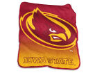 Iowa State Cyclones Logo Brands Raschel Throw Bed & Bath