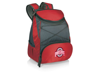 Ohio State Buckeyes Picnic Time PTX Backpack Cooler