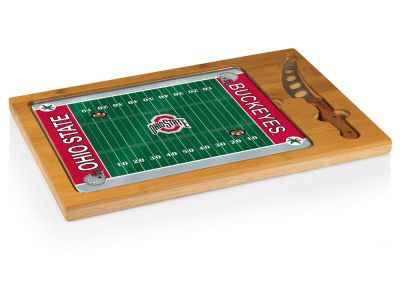 Ohio State Buckeyes Picnic Time Icon Cutting Board