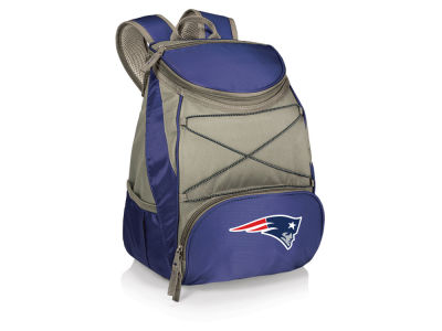 New England Patriots Picnic Time PTX Backpack Cooler