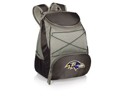 Baltimore Ravens Picnic Time PTX Backpack Cooler