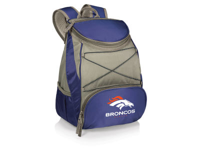 Denver Broncos Picnic Time PTX Backpack Cooler