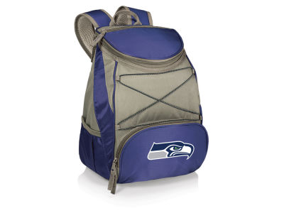 Seattle Seahawks Picnic Time PTX Backpack Cooler