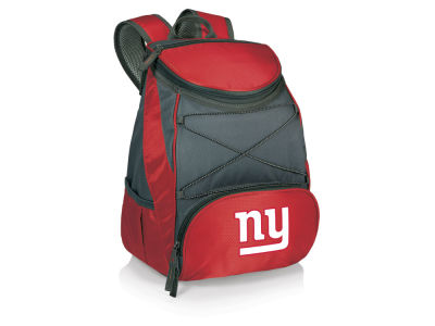 New York Giants Picnic Time PTX Backpack Cooler