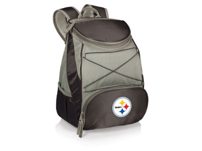 Pittsburgh Steelers Picnic Time PTX Backpack Cooler