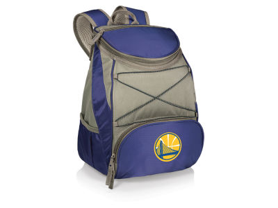 Golden State Warriors Picnic Time PTX Backpack Cooler