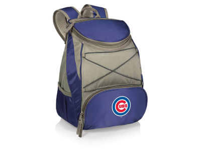 Chicago Cubs Picnic Time PTX Backpack Cooler