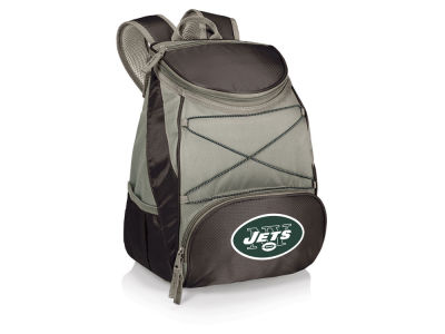 New York Jets Picnic Time PTX Backpack Cooler