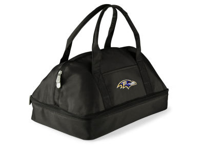 Baltimore Ravens Picnic Time Potluck Carrier