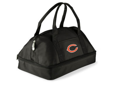 Chicago Bears Picnic Time Potluck Carrier