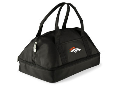 Denver Broncos Picnic Time Potluck Carrier