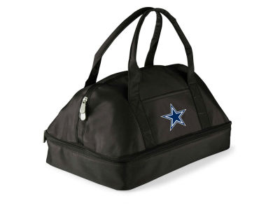 Dallas Cowboys Picnic Time Potluck Carrier