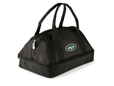 New York Jets Picnic Time Potluck Carrier