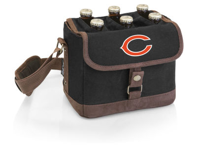 Chicago Bears Picnic Time Beer Caddy