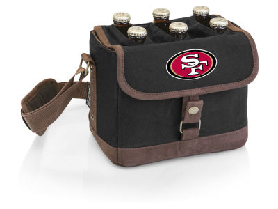 San Francisco 49ers Picnic Time Beer Caddy