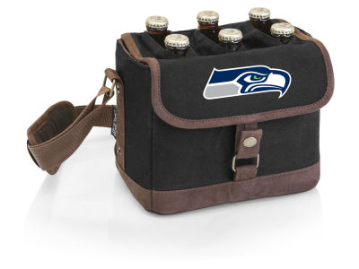 Seattle Seahawks Picnic Time Beer Caddy