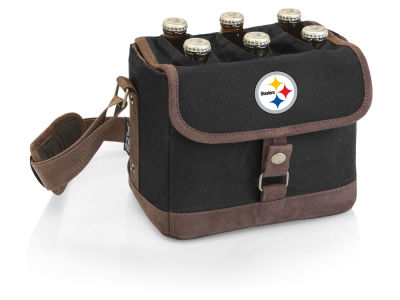 Pittsburgh Steelers Picnic Time Beer Caddy