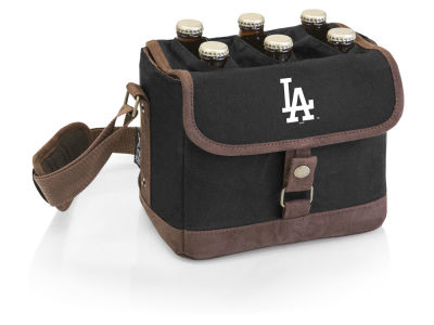 Los Angeles Dodgers Picnic Time Beer Caddy