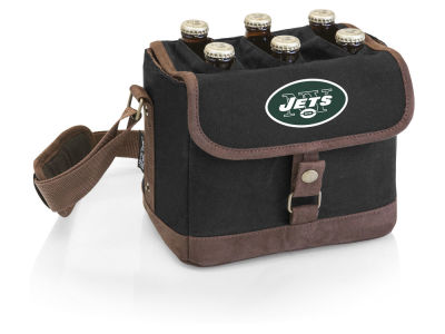 New York Jets Picnic Time Beer Caddy