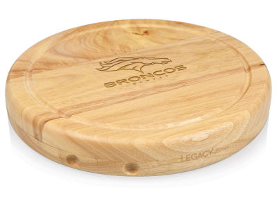 Denver Broncos Picnic Time Circo Cutting Board