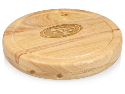 San Francisco 49ers Picnic Time Circo Cutting Board