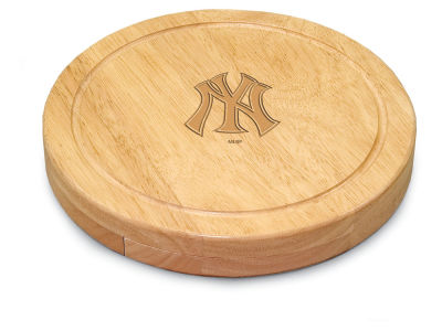 New York Yankees Picnic Time Circo Cutting Board