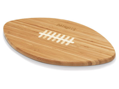 New England Patriots Picnic Time Ball Shaped Cutting Board