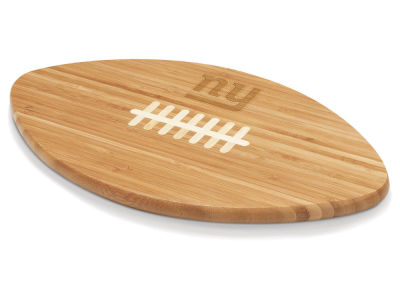 New York Giants Picnic Time Ball Shaped Cutting Board