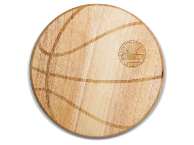 Golden State Warriors Picnic Time Ball Shaped Cutting Board