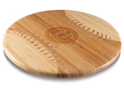 Chicago Cubs Picnic Time Ball Shaped Cutting Board