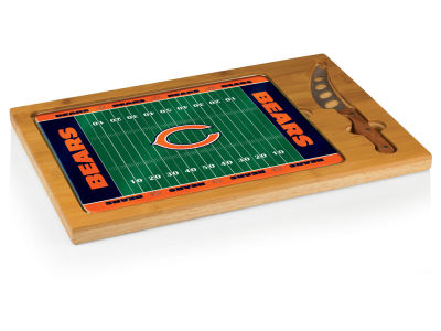 Chicago Bears Picnic Time Icon Cutting Board